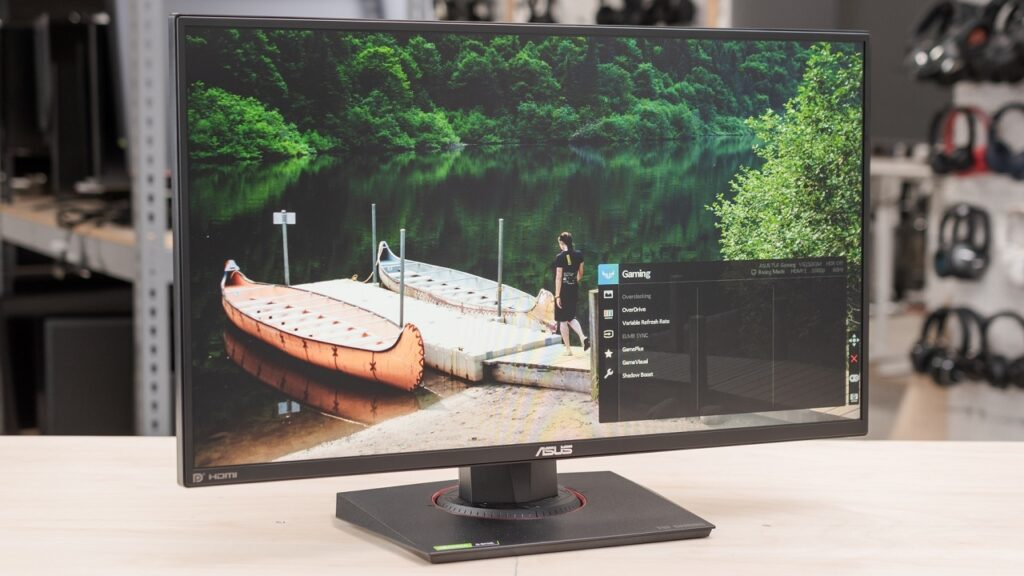 Best gaming monitor for a smooth gaming experience