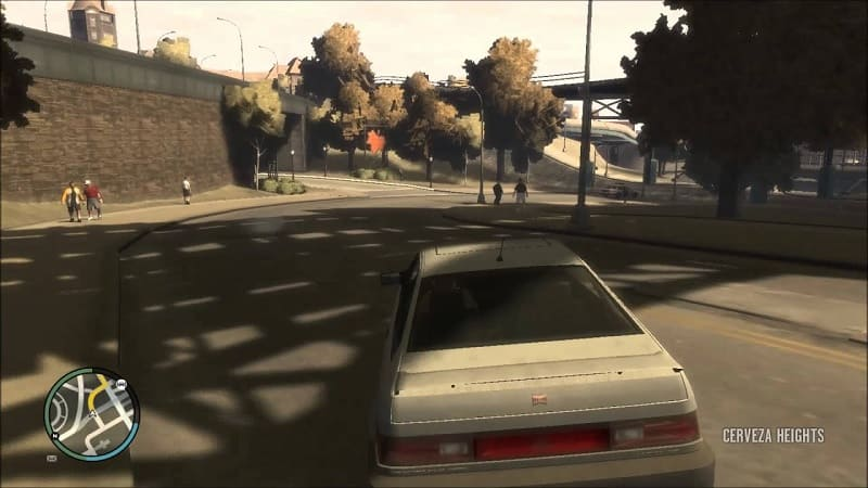 GTA VI Mission Clean Getaway