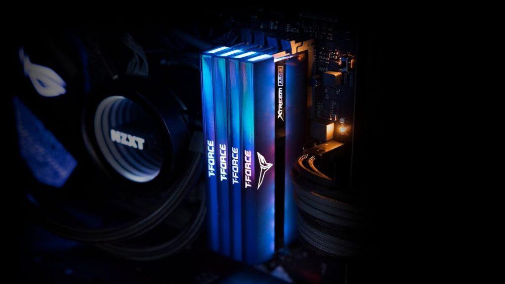 T-Force Xtreem ARGB DDR4
