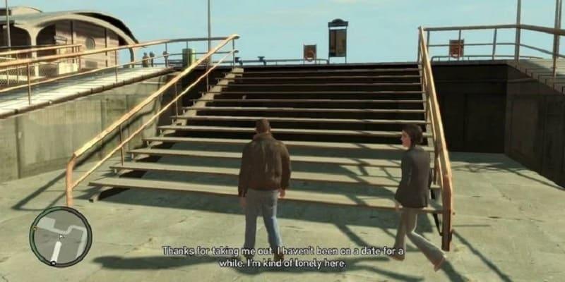 GTA VI Mission First Date