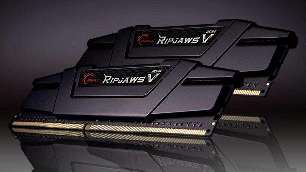 G.Skill Ripjaws V RAM