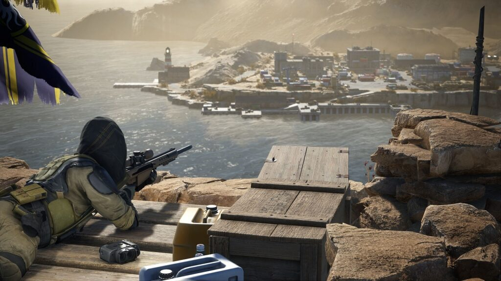 Snipper Ghost Warrior Contracts Game Review
