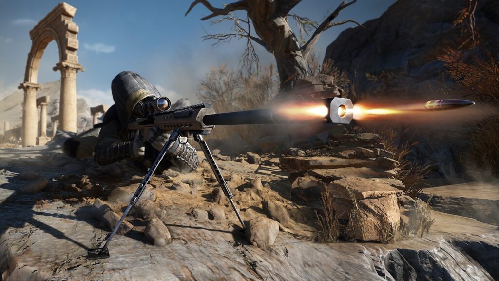 Snipper Ghost Warrior Contracts